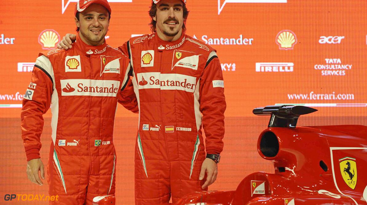 """Ferrari: """"Line-up voor 2012 bestaat uit Alonso én Massa"""""""