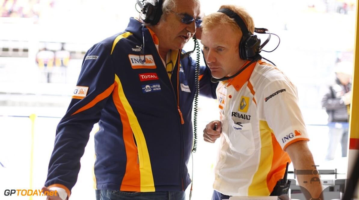 """Flavio Briatore: """"Ik stop om Renault te redden"""""""