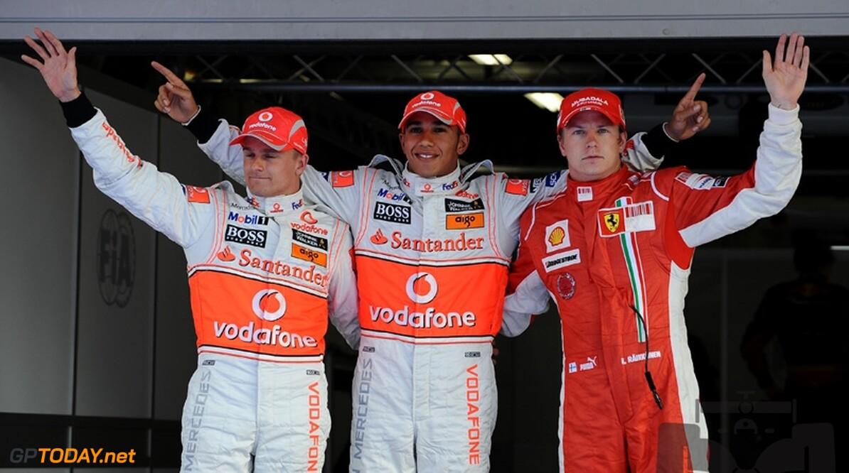 Hamilton pakt pole position op Fuji Speedway