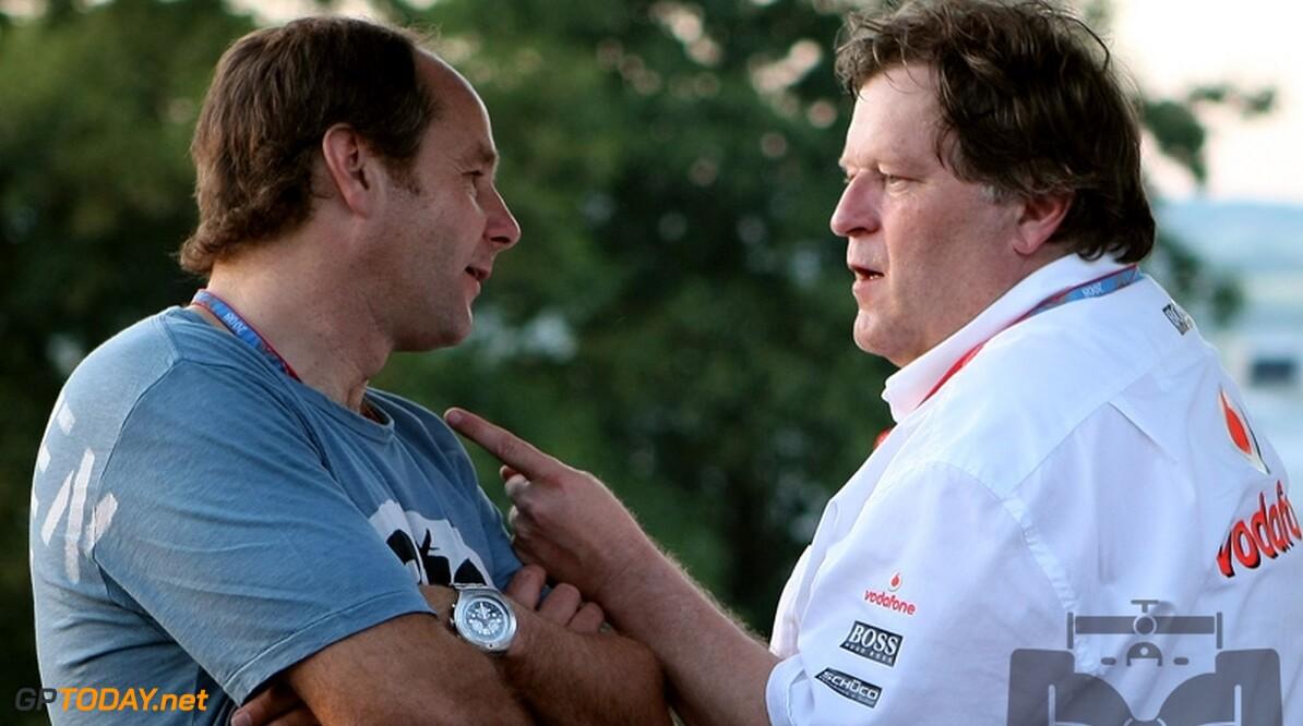 Berger genoemd als kandidaat om Haug bij Mercedes op te volgen