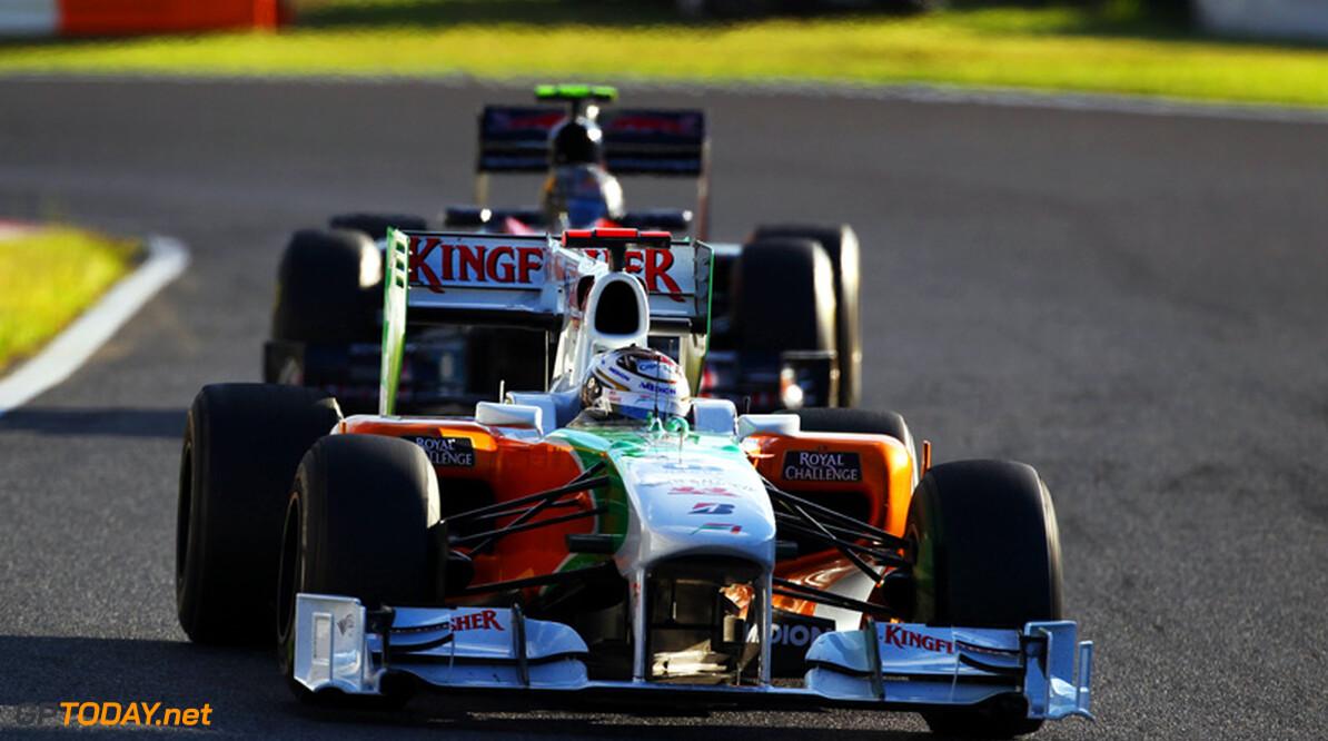 Force India-duo kijkt uit naar race in Interlagos