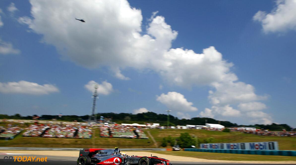 Hamilton is optimistisch over kansen voor Spa en Monza