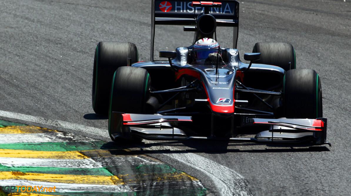 Christian Klien racet ook in Abu Dhabi voor HRT