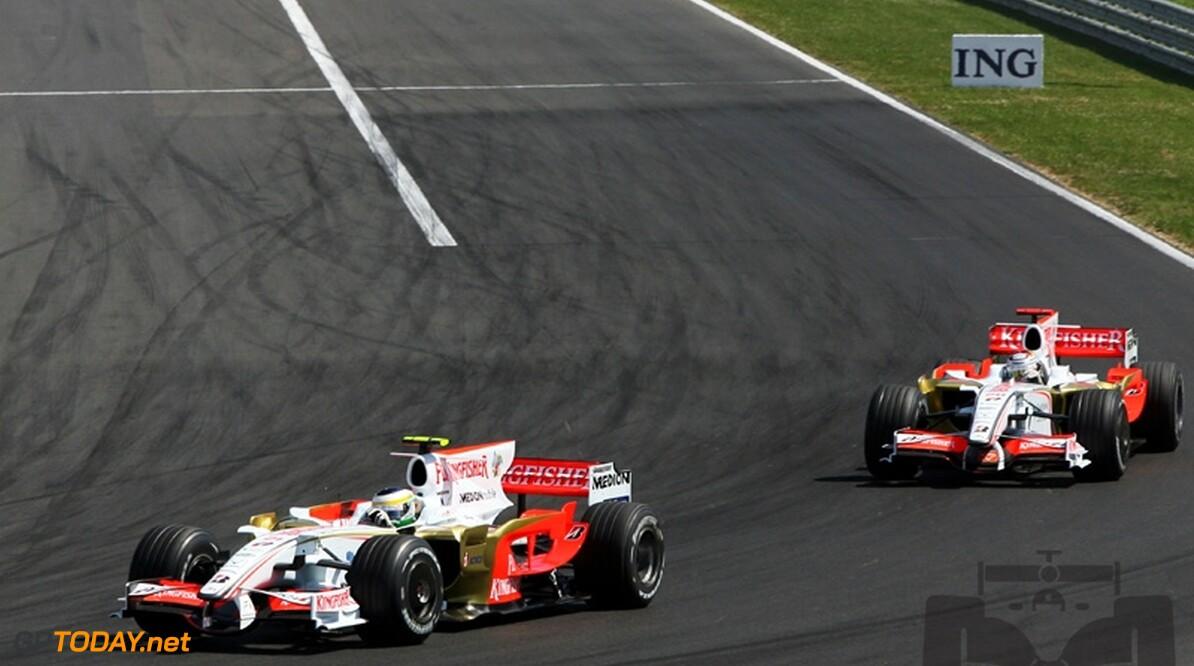 Indiase coureurs nog niet in trek bij Force India