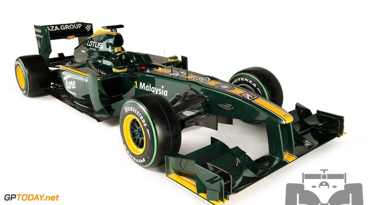 Lotus F1 Racing presenteert eerste auto, de T127