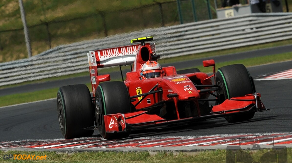 """Raikkonen geeft toe: """"Ik was niet de snelste in België"""""""