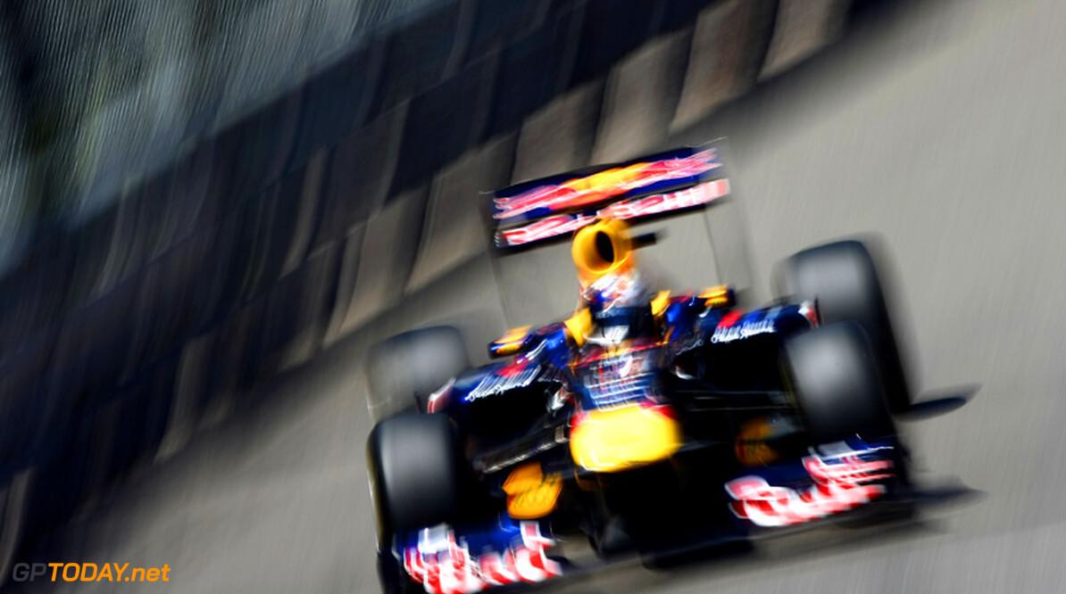 Vettel wint enerverende Grand Prix in Monaco