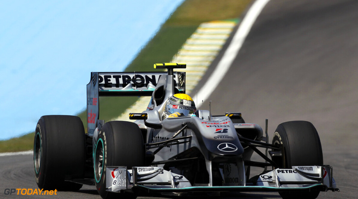 <b>Coureurs review deel 21:</b> Nico Rosberg - Mercedes GP