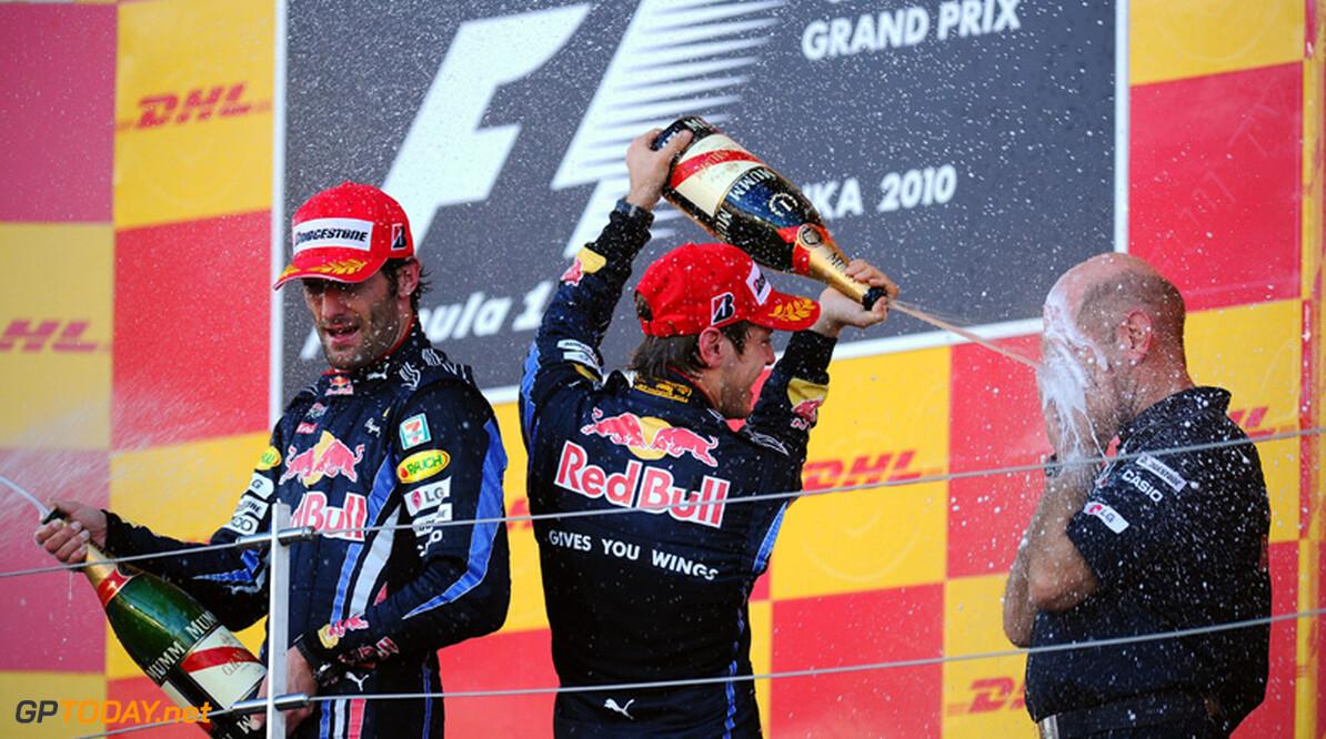 Red Bull Racing sneller over rechte stukken dankzij nieuwe F-duct