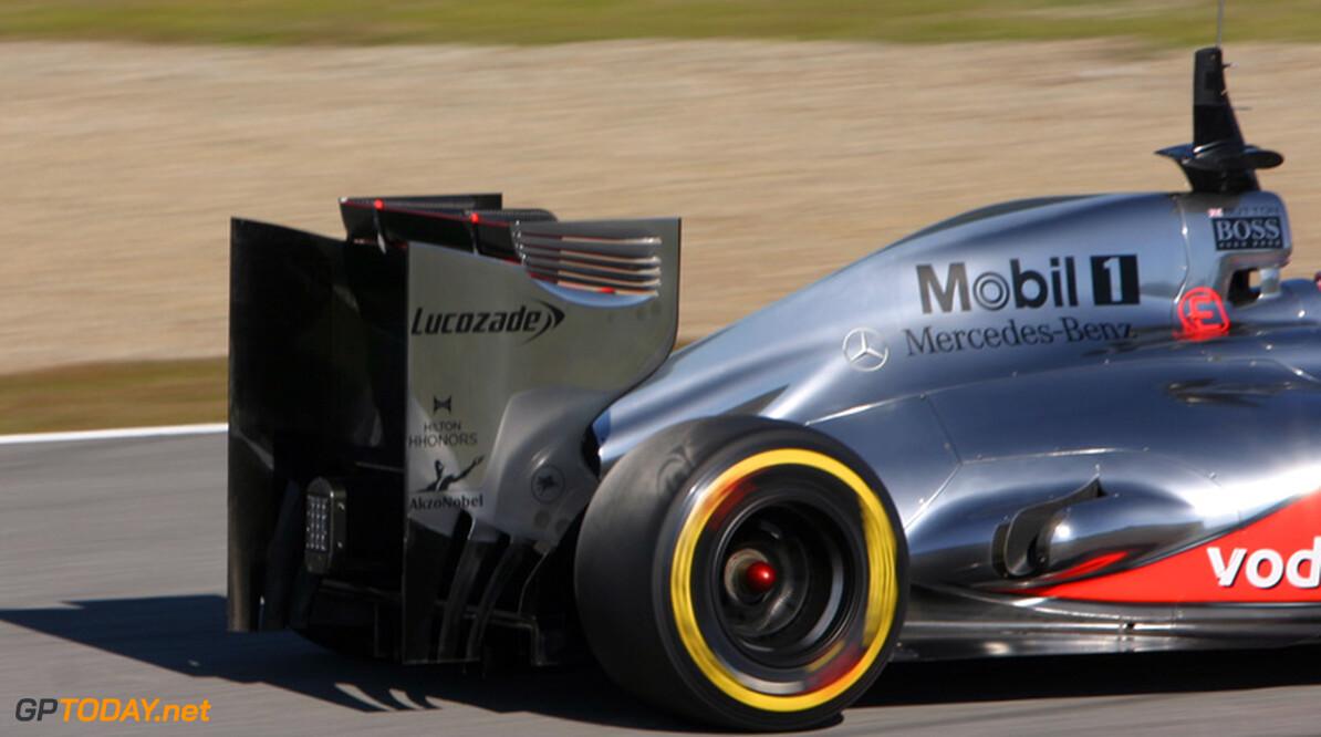 McLaren prijst FIA voor duidelijkheid op gebied van uitlaten