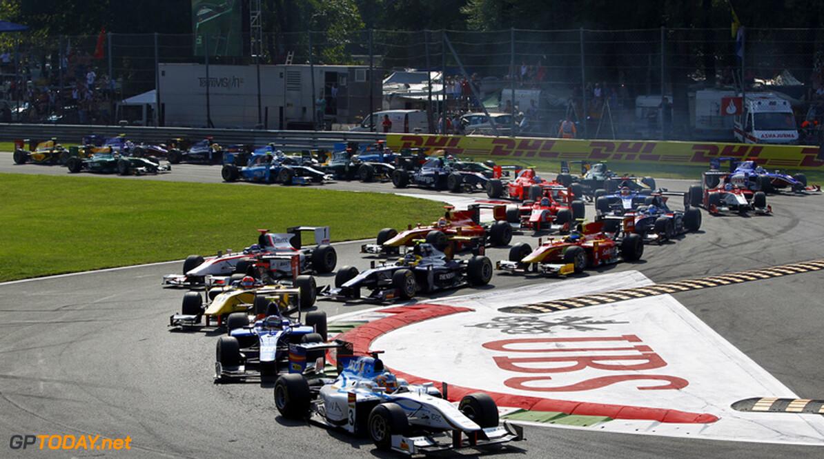 GP2 Series adopteert voor 2012 bandenreglement van Formule 1