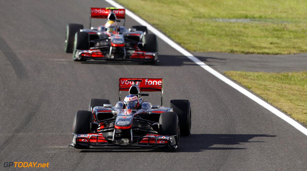 McLaren zwaar teleurgesteld na kwalificatie Korea