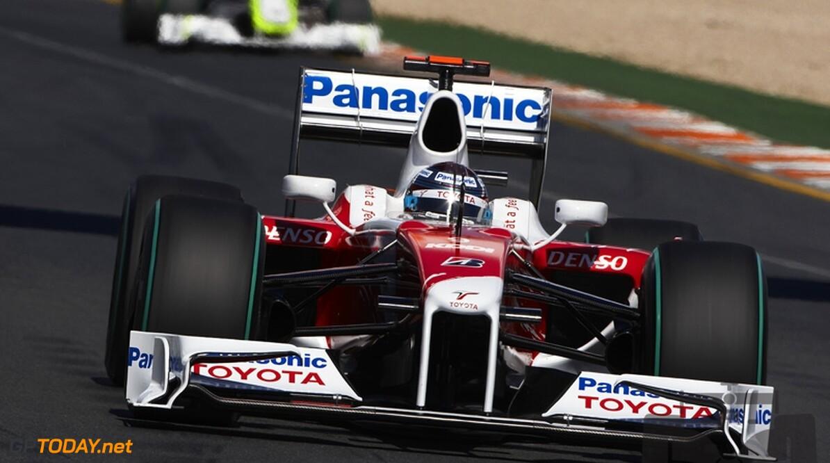 "Trulli: ""Ik kon niet anders dan Hamilton inhalen"""