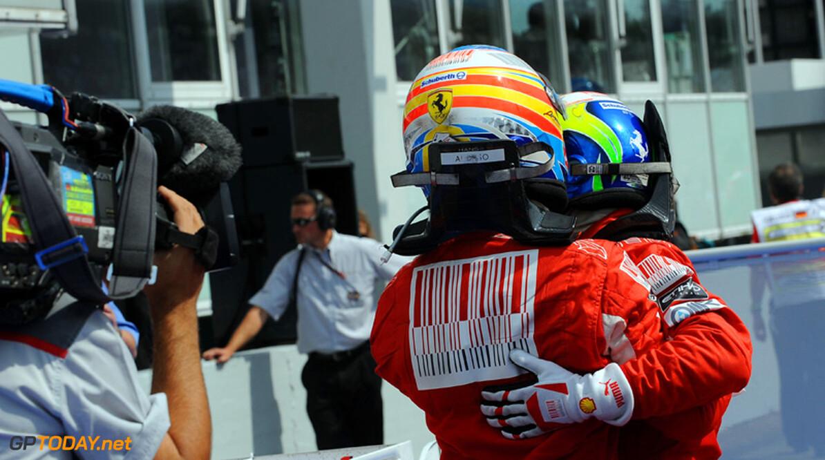 """Verstappen over teamorders Ferrari: """"Zo dom aangepakt!"""""""