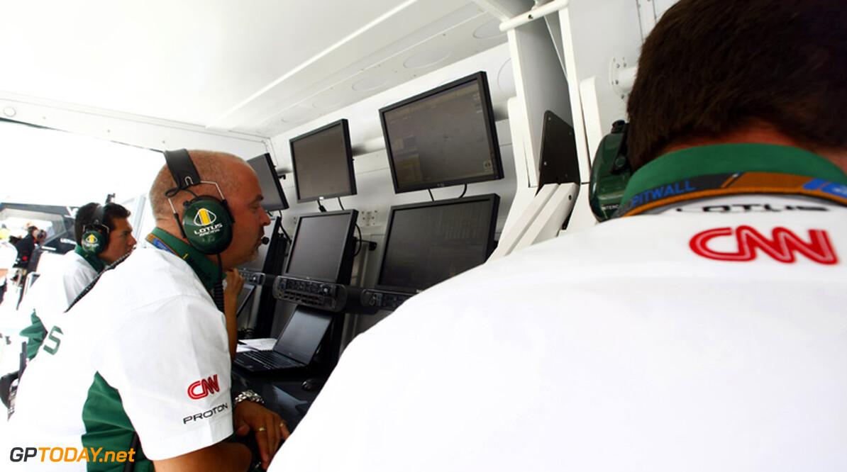 Team Lotus begint volgend seizoen zonder KERS