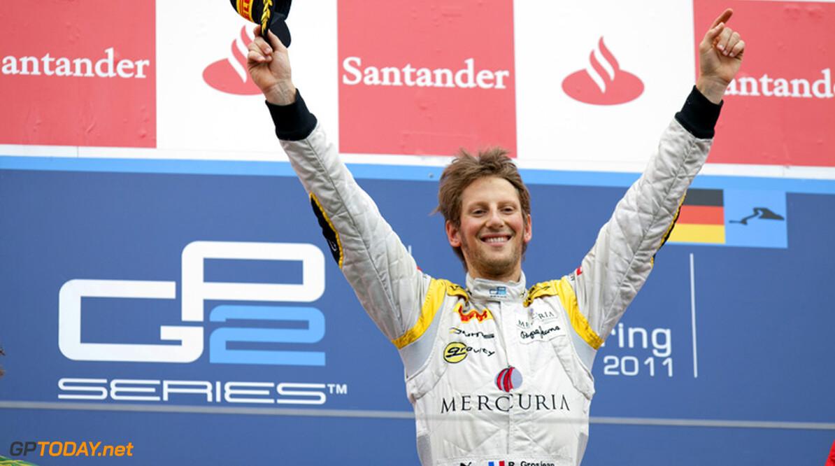 Romain Grosjean in de belangstelling van drie Formule 1-teams