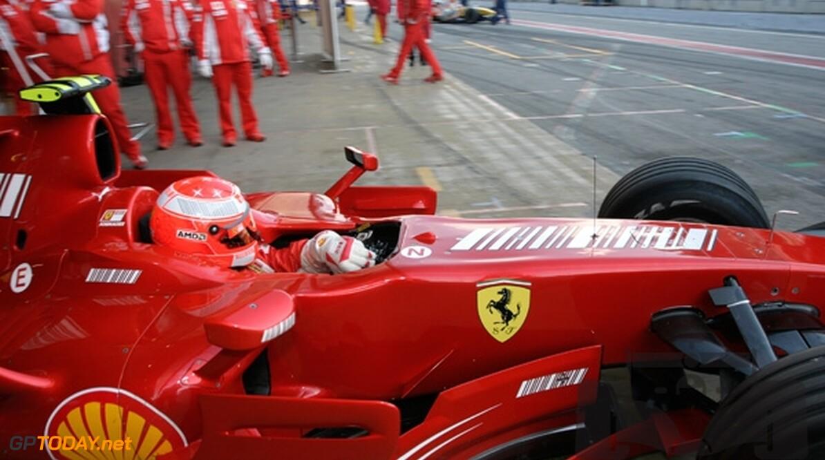 Oud-coureurs verwachten comeback van Michael Schumacher