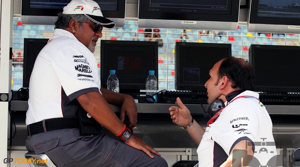 Force India wil met behulp van McLaren winnen in 2010