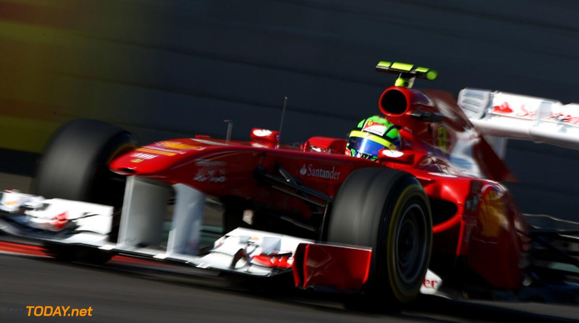 'Robert Kubica kan Massa vervangen bij Ferrari in 2012'