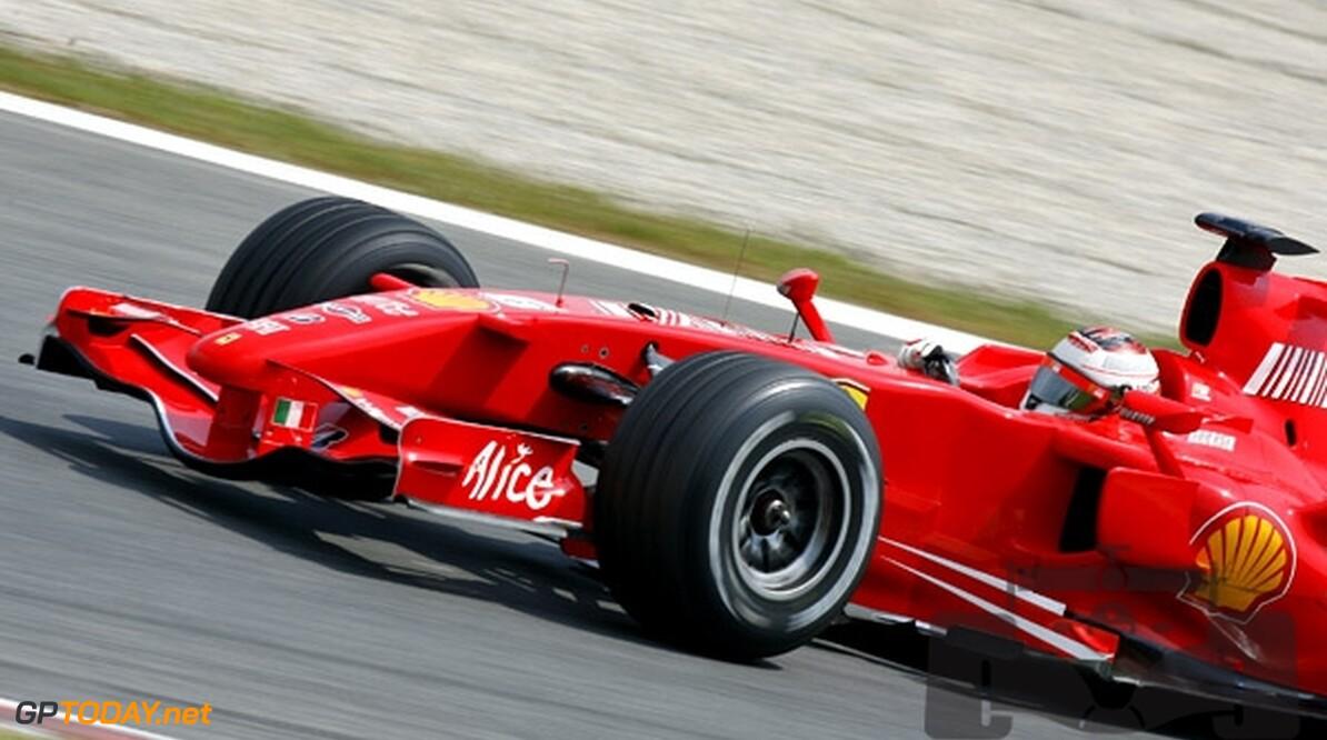 Raikkonen en Alonso verwachten spannende Chinese Grand Prix