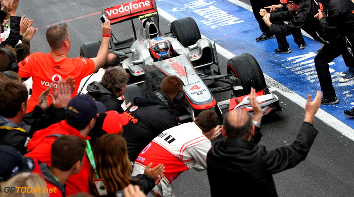 """McLaren gelooft in titel: """"Zwaar, maar het is mogelijk"""""""