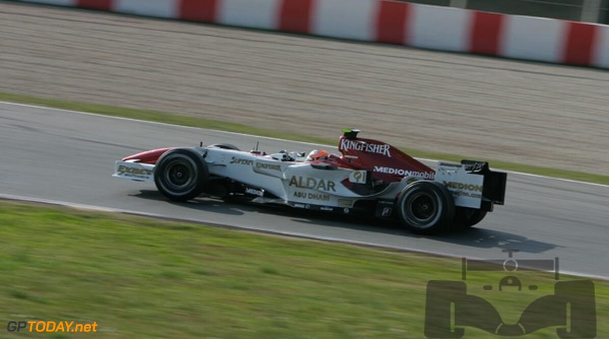 India zet volgende stap richting Formule 1-race