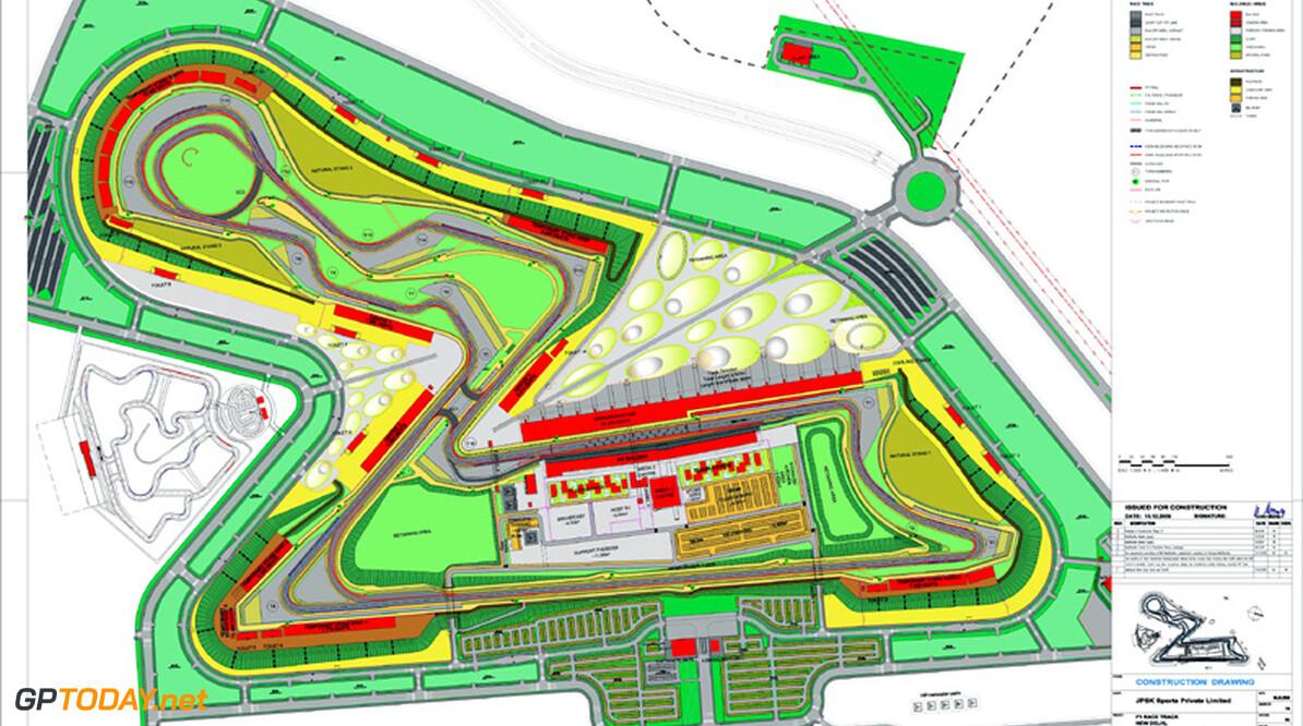 FIA doet beroep op twee DRS-zones voor Grand Prix van India