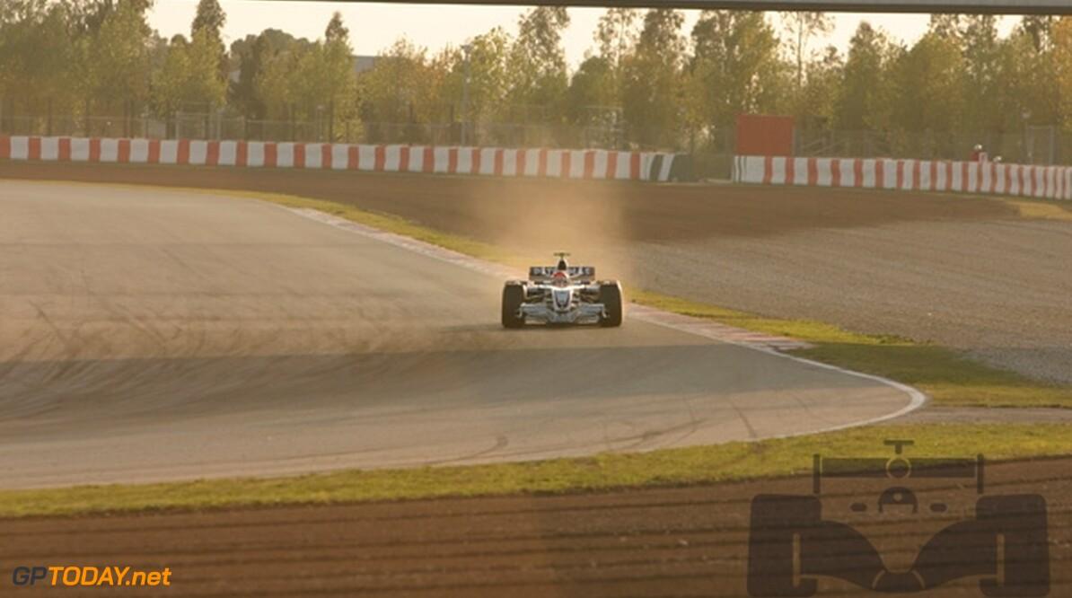 BMW Sauber plant shoot-out voor nieuwe testcoureur