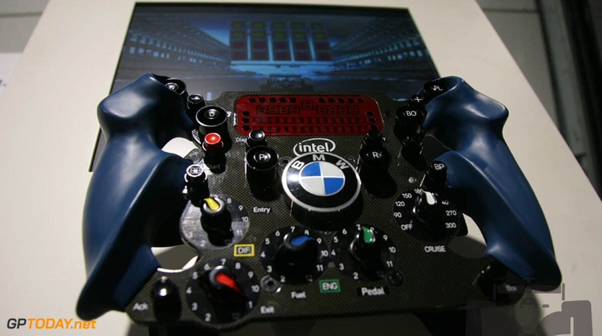 Mexicaan Gutierrez test in Williams-simulator