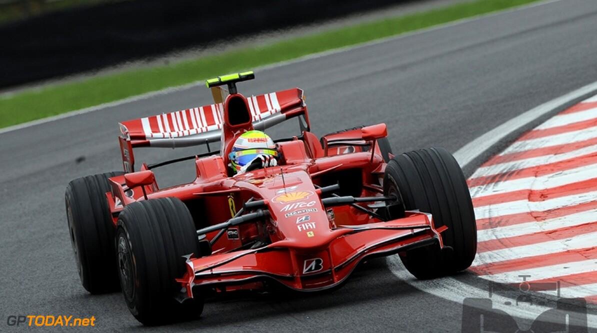 Ferrari zou Massa niet inruilen voor Hamilton