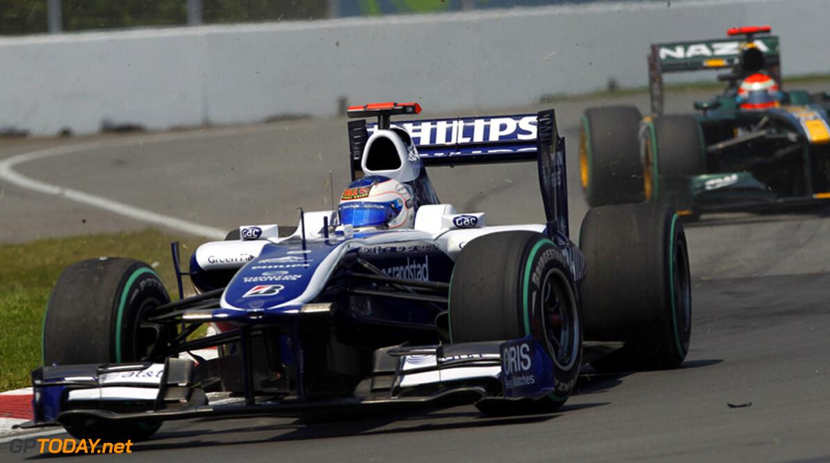 Williams wil voor 2011 door met Rubens Barrichello