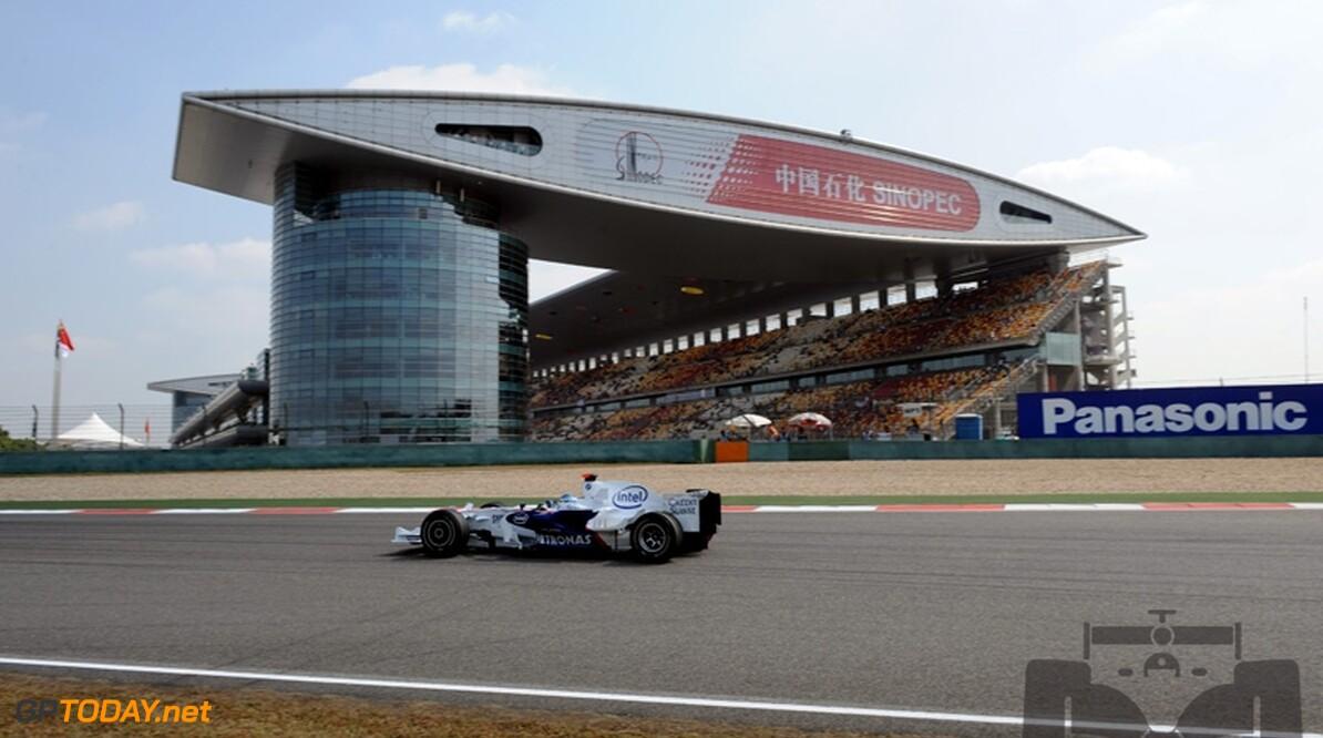 Toekomst Chinese Grand Prix in gevaar door hoge kosten
