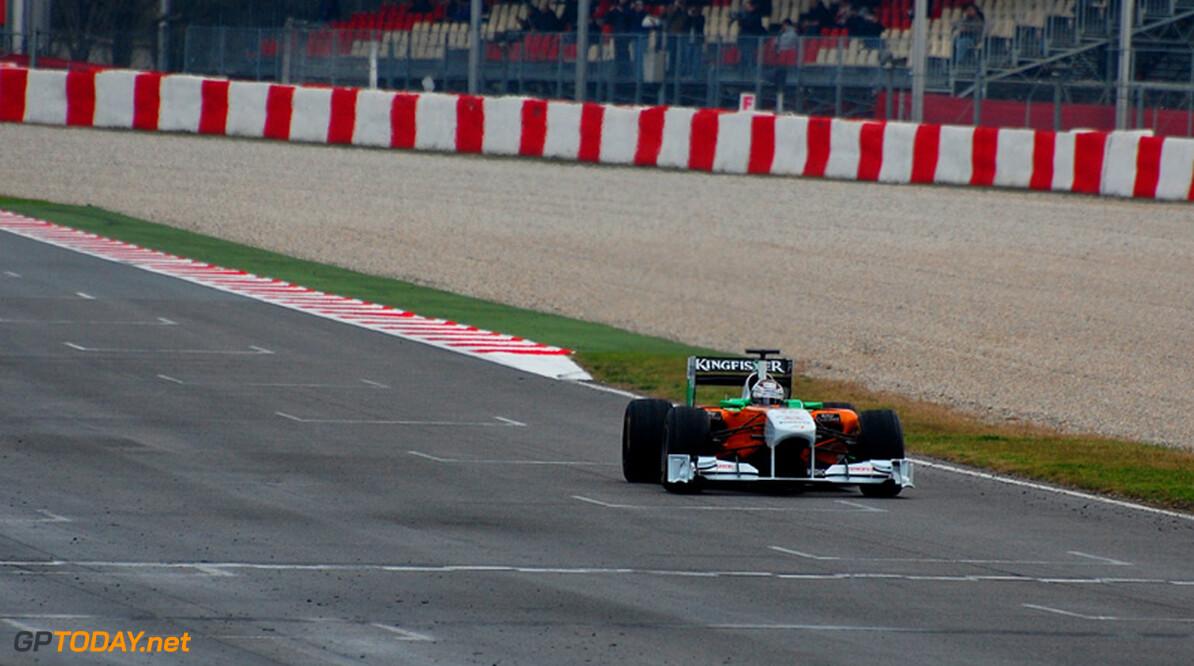 Rechtszaak tussen Force India, Aerolab en Team Lotus pas volgend jaar