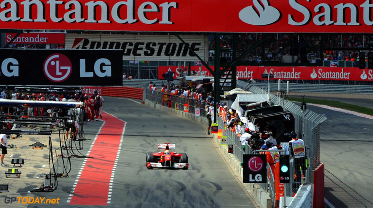 Di Montezemolo verlangt reactie van team van Ferrari