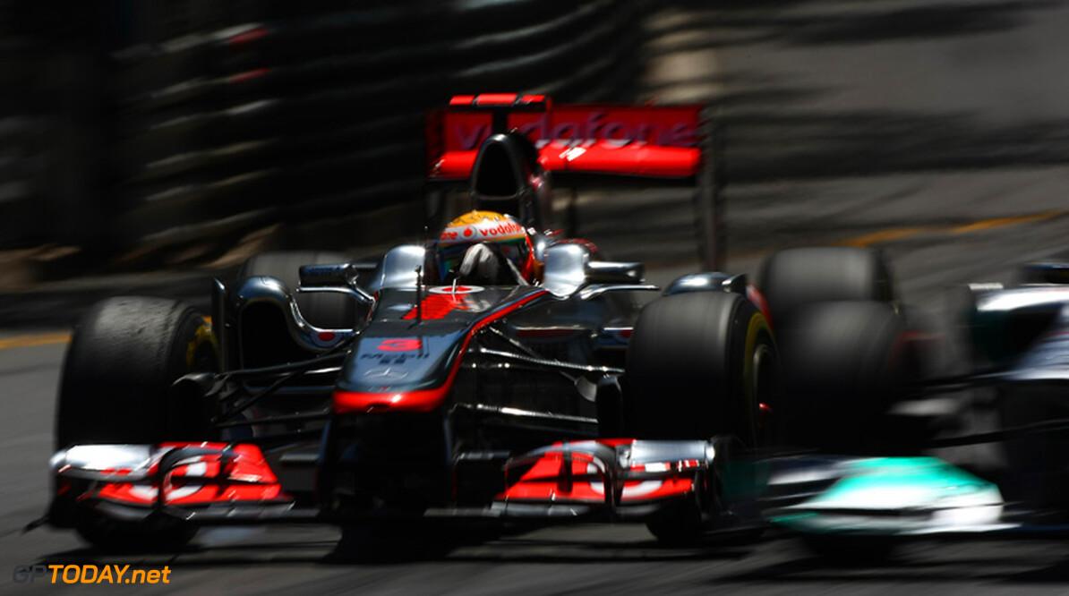 "Lewis Hamilton: ""Massa gaf me gewoon geen ruimte"""