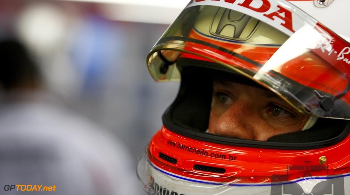 """Barrichello over Ferrari-periode: """"Opzij voor Schumacher of ontslag"""""""