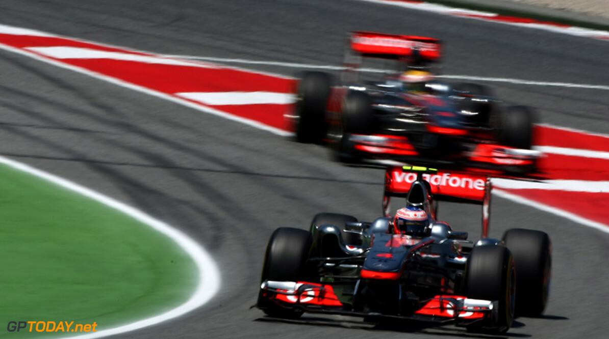 "Button ruikt kansen: ""Lay-out circuit India past bij de McLaren"""