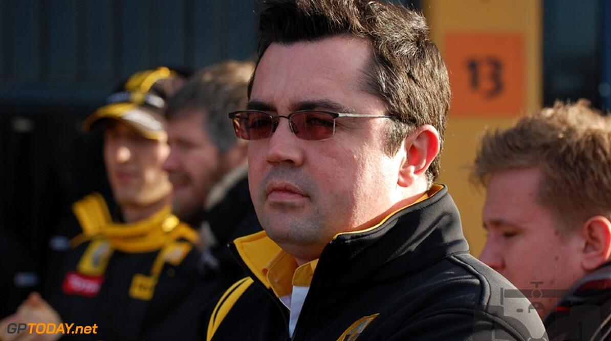 """Boullier: """"Geen idee of Robert een toekomst heeft bij Lotus"""""""