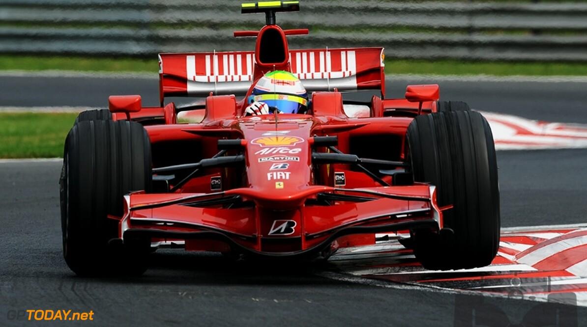 """Ferrari: """"In Japan laatste upgrade voor F2008"""""""