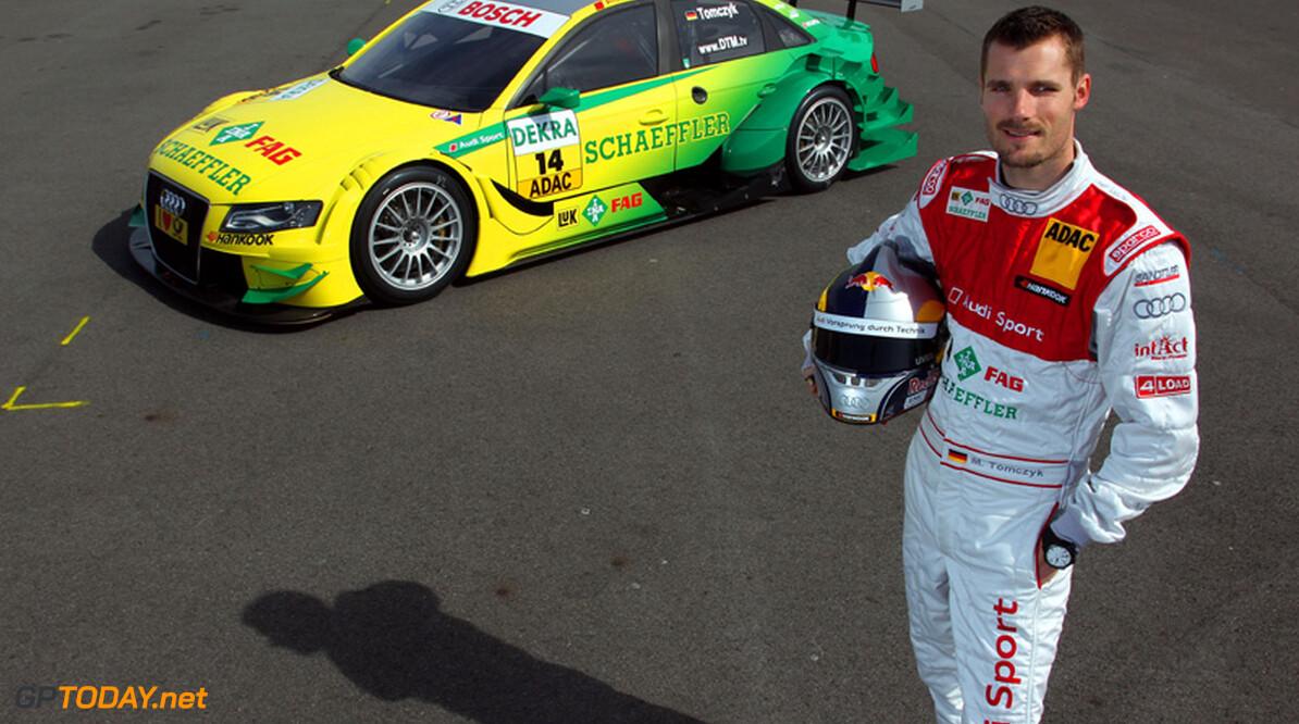 Martin Tomczyk slaat handen ineen met BMW voor 2012
