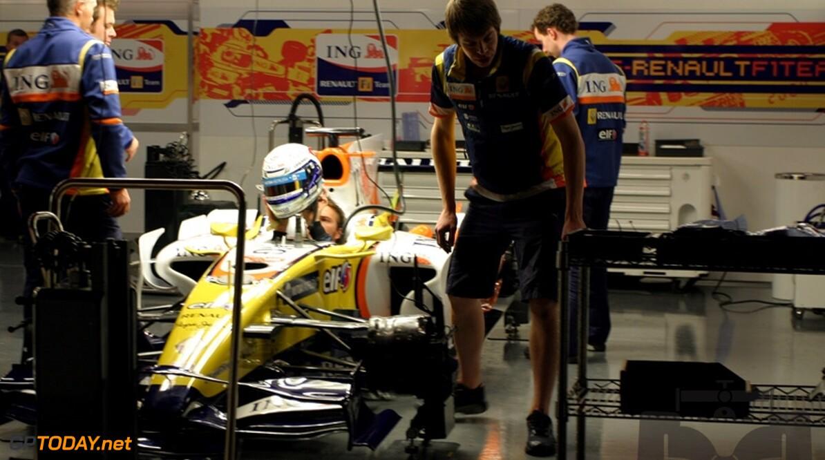 Exclusief: Giedo van der Garde klaar voor Renault-test