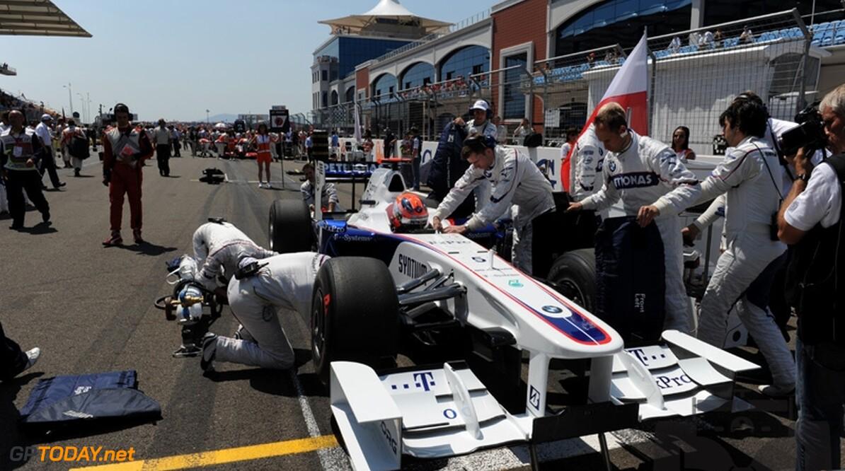 Sauber en Theissen proberen BMW Sauber-team te redden