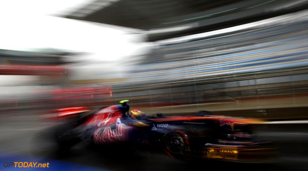 Toro Rosso kiest uit Buemi, Alguersuari, Vergne en Ricciardo voor 2012