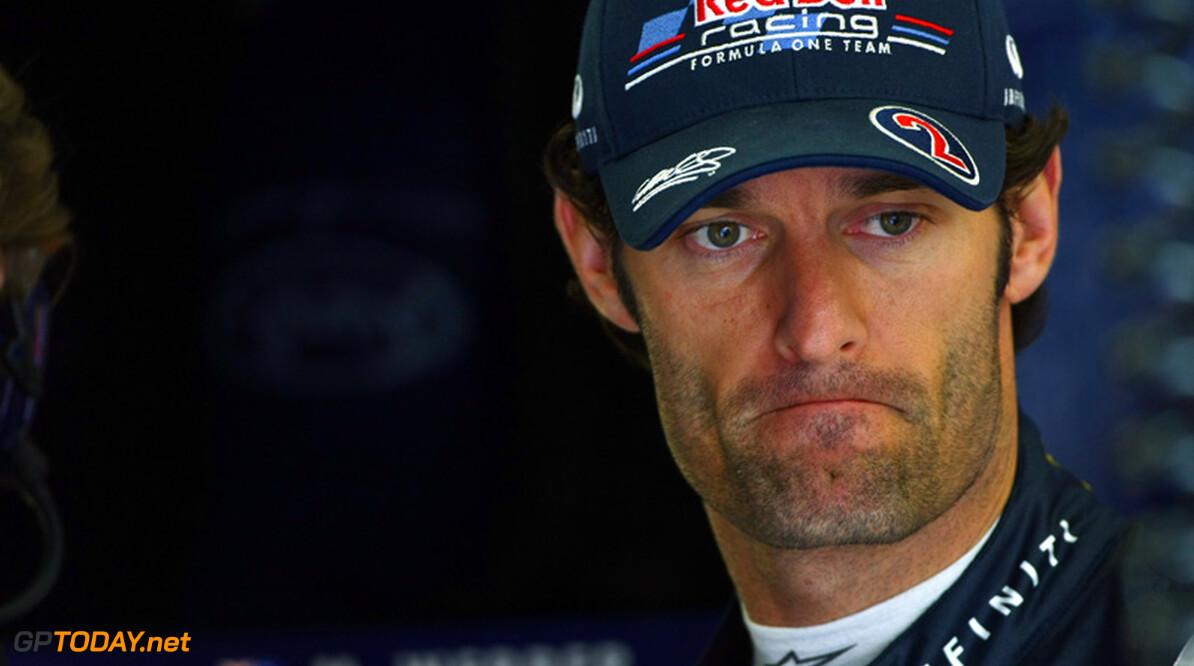 """Webber: """"Rijden van Schumacher in Monza was op het randje"""""""