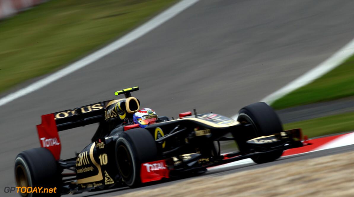 Lotus Renault GP introduceert in België een grote update