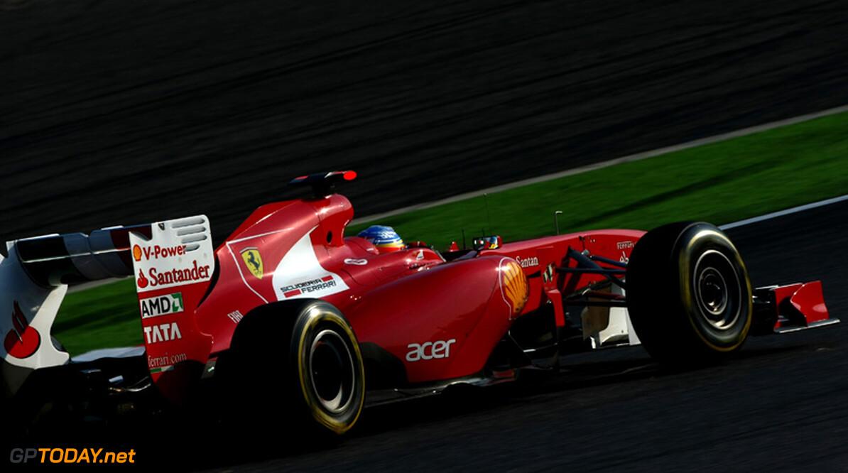 Ferrari na meevaller in Japan overtuigd van kansen voor 2012