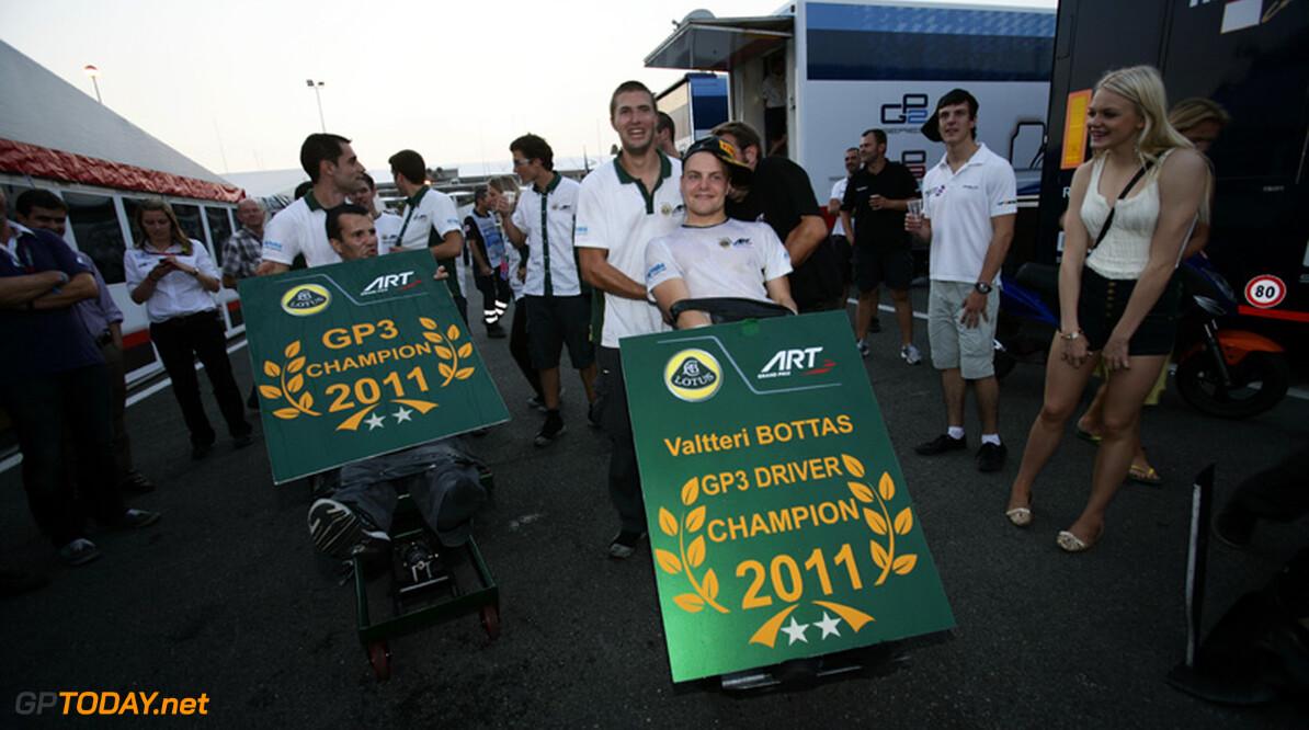 Lotus ART verandert naam in Lotus GP in GP2 en GP3