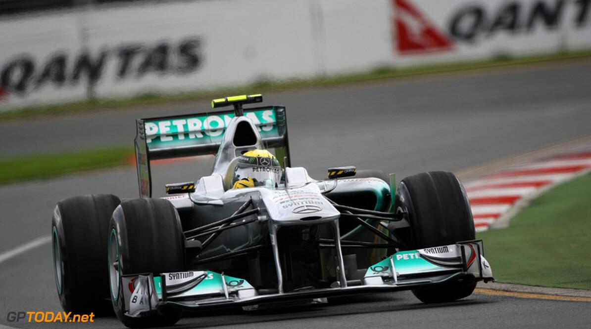 """Marko: """"Mercedes GP momenteel geen directe concurrent van ons"""""""