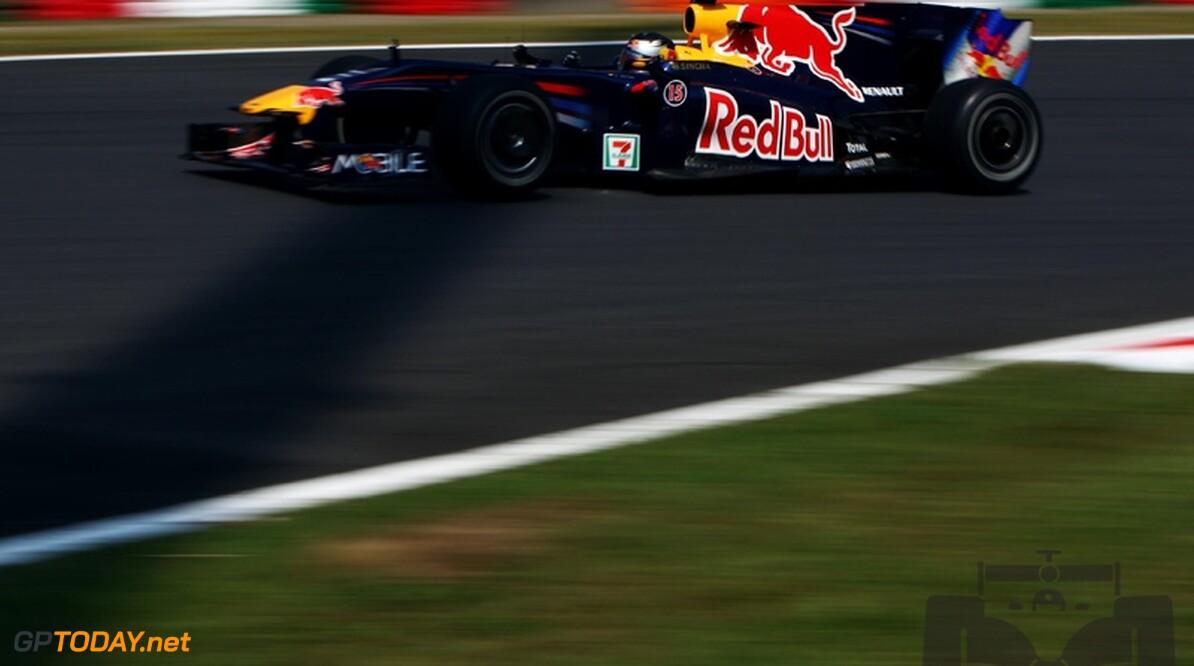 Red Bull Racing stelt geduld ontwerpafdeling op de proef