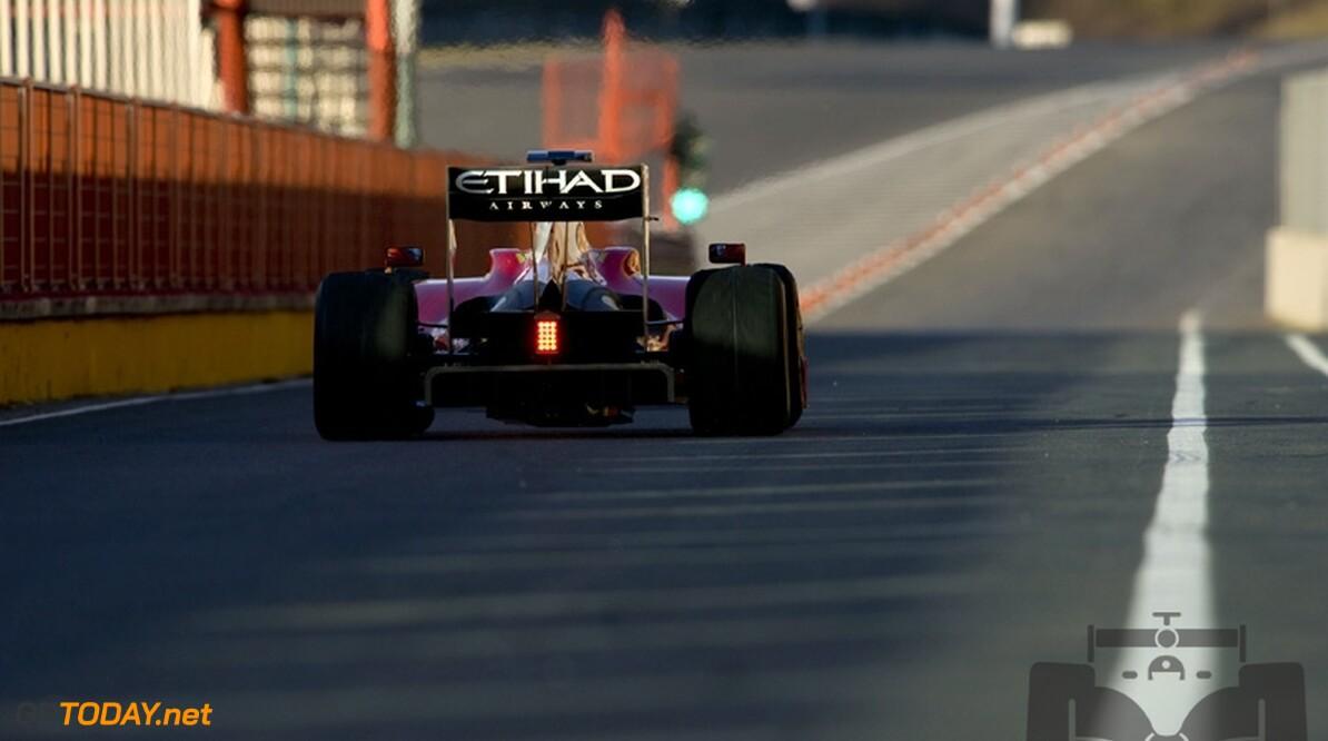 Ferrari wil nieuwe auto eind januari presenteren